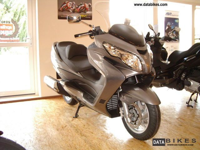 Suzuki  AN 400 Burgmann ABS 2011 Scooter photo