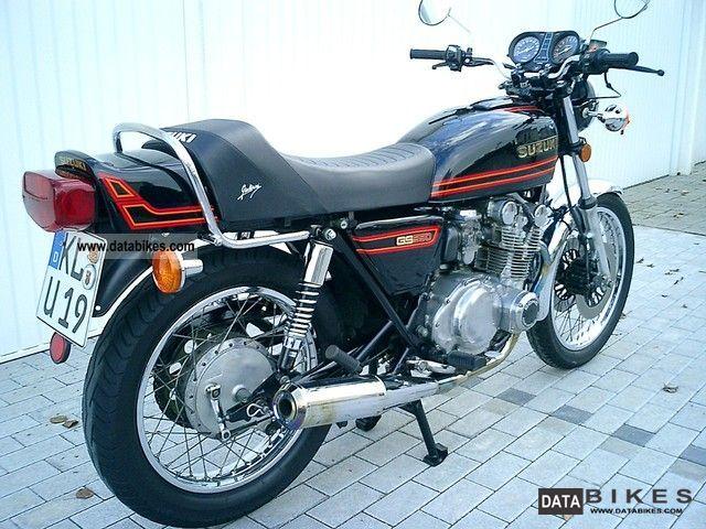 Suzuki Gs Lgw on 1981 Suzuki Gs 550 E
