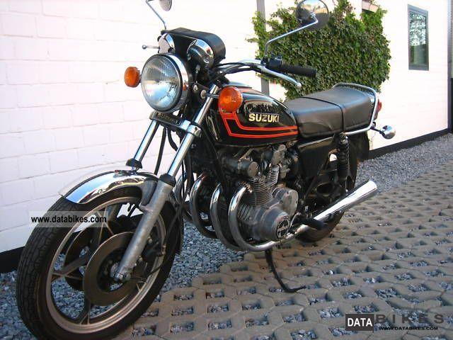 1980 suzuki gs 500 4 cylinder