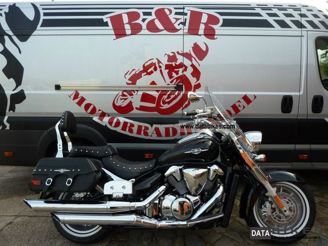 2012 Suzuki  VLR 1800 Intruder C 1800 PAINT Motorcycle Chopper/Cruiser photo