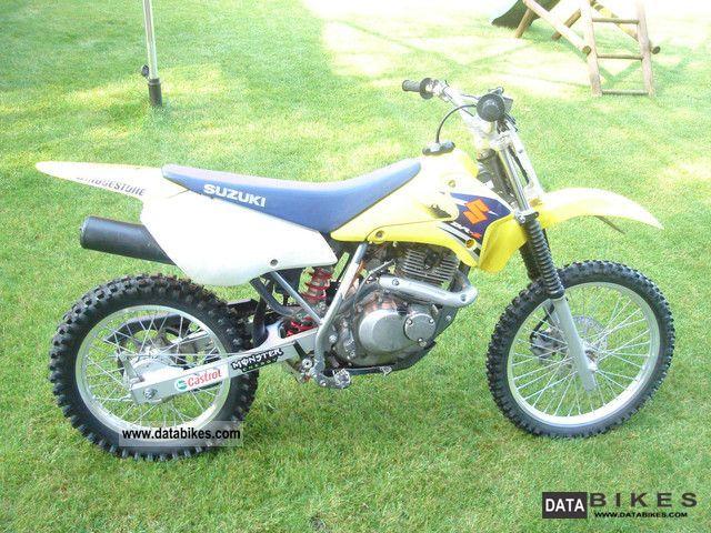 2006 suzuki drz 125 owners manual