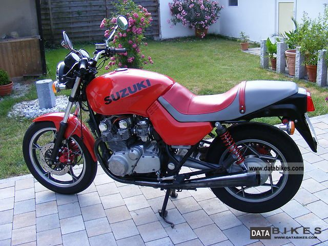 1983 Suzuki  GS 650 G Motorcycle Naked Bike photo