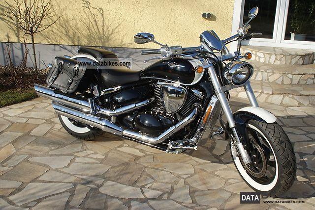 2009 Suzuki  Intruder Motorcycle Chopper/Cruiser photo