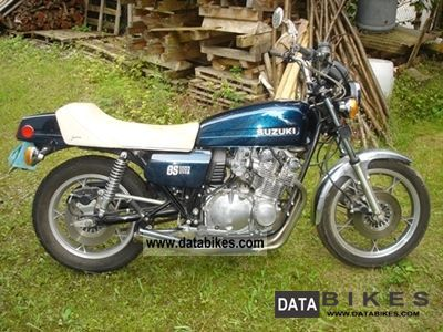Suzuki  GS 1000 1978 Vintage, Classic and Old Bikes photo