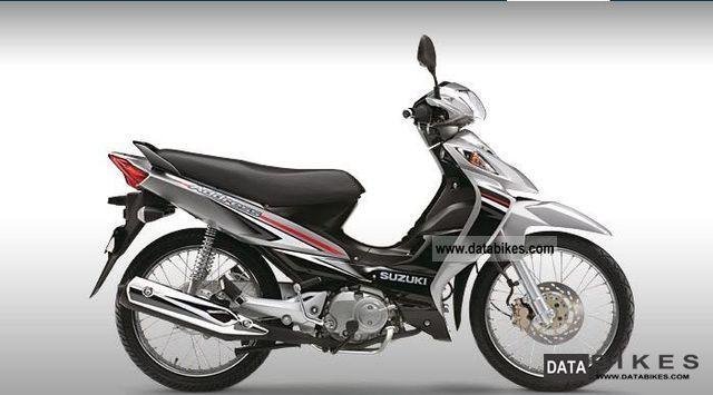 Test Suzuki 125 Address