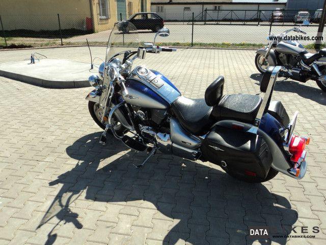 2008 Suzuki  Boulevard Motorcycle Chopper/Cruiser photo
