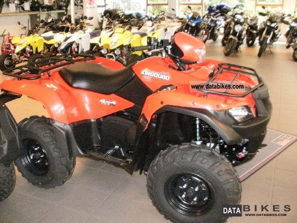 2011 Suzuki  LT-A 750 XL1 Motorcycle Quad photo