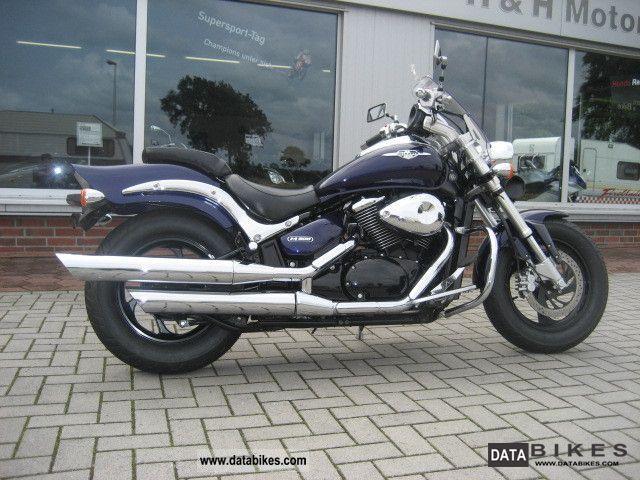 2007 Suzuki  Intruder M-800 Motorcycle Chopper/Cruiser photo