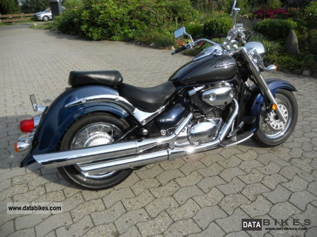 2006 Suzuki  VL800 Motorcycle Chopper/Cruiser photo