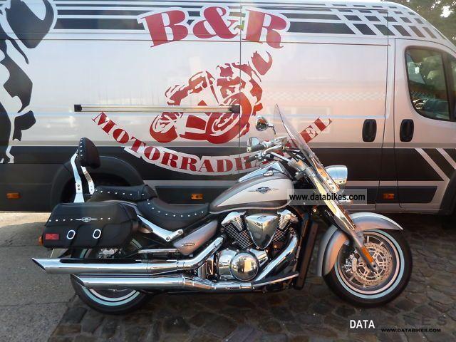 2012 Suzuki  VLR 1800 Intruder C 1800 SPECIAL EDITION Motorcycle Chopper/Cruiser photo