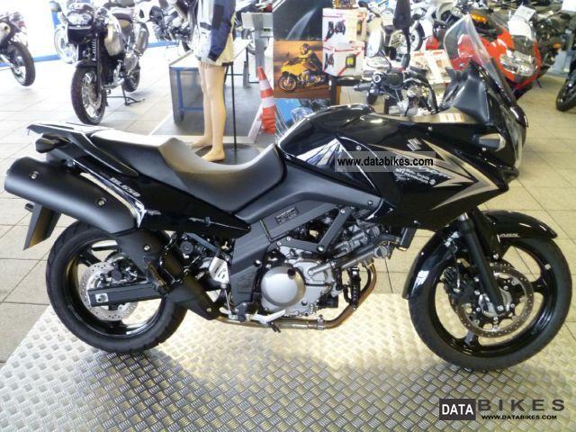 2010 Suzuki  DL 650 ABS Touring! Motorcycle Motorcycle photo