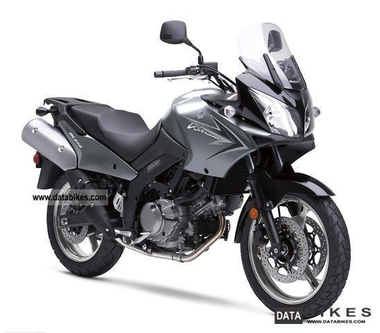 2010 Suzuki  DL 650 Motorcycle Sport Touring Motorcycles photo