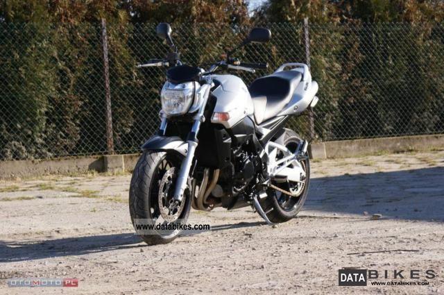 2007 Suzuki  GSR SPROWADZONY POLECAM Motorcycle Sport Touring Motorcycles photo
