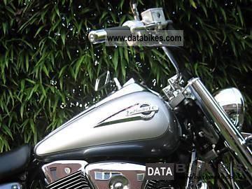 2004 Suzuki VL 1500 LC Intruder excellent condition