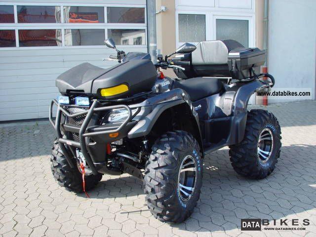Suzuki Bikes and ATV's (With Pictures)