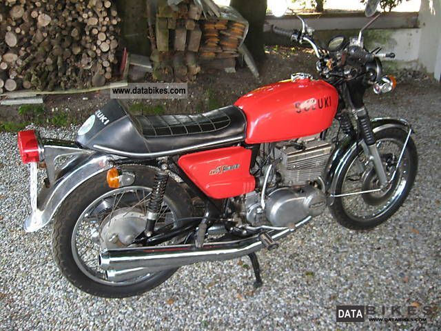 1973 suzuki gt 380. Black Bedroom Furniture Sets. Home Design Ideas