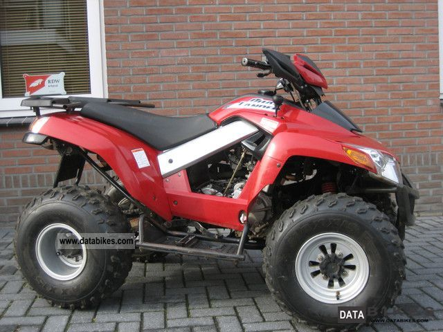 2005 SYM  QUADLANDER 250 CC, ONLY 2953 KM, PRICE 1999 EURO Motorcycle Quad photo