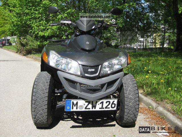 2009 SYM  Quad Lander 300s Motorcycle Quad photo
