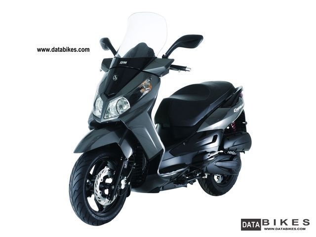 2011 SYM  Citycom 125 Motorcycle Scooter photo