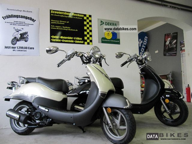 2011 SYM  Allo 50 free delivery to 50KM Motorcycle Scooter photo