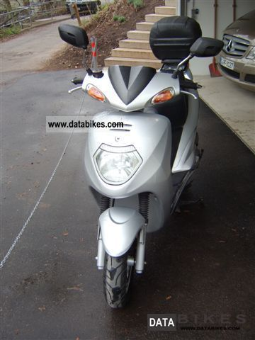 2006 SYM  EURO MX125 HS12W only 3090km Motorcycle Scooter photo