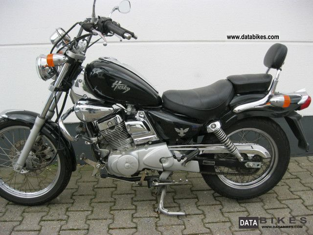 1996 SYM  125 Motorcycle Chopper/Cruiser photo