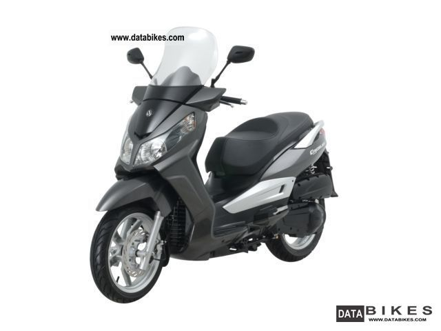 2011 SYM  Citycom 300 Motorcycle Scooter photo