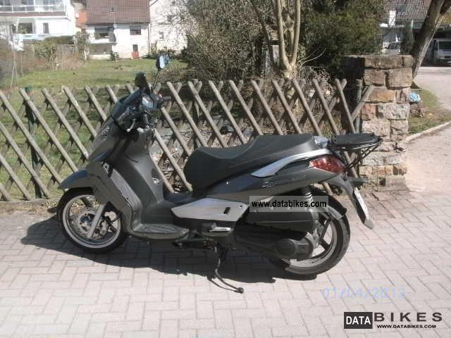 SYM  CITY COM 300I 2009 Scooter photo