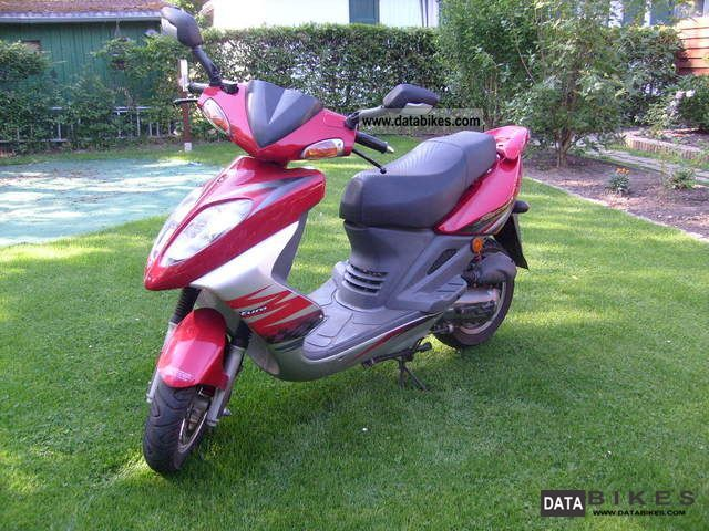 SYM  RS 50 2006 Scooter photo