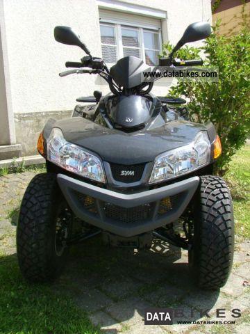 2011 SYM  300 Quad Lander Kardan Motorcycle Quad photo