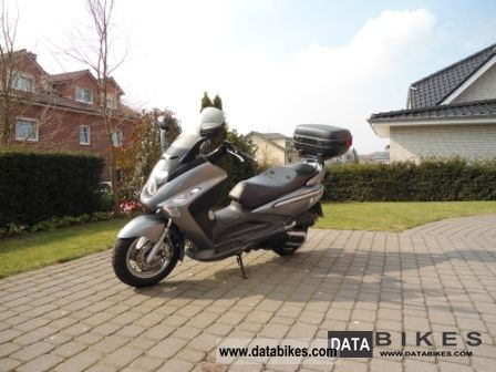 2006 SYM  GTS 250 Motorcycle Scooter photo