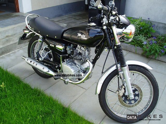 2007 SYM  Wolf Legend Motorcycle Lightweight Motorcycle/Motorbike photo