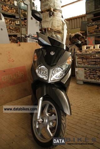 2008 SYM  Citycom 300i Motorcycle Scooter photo
