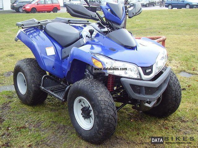 2011 SYM  250 Quad Motorcycle Quad photo