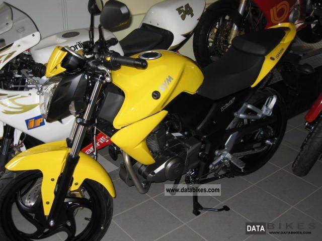 2011 SYM  Wolf 125 SB12Ni Motorcycle Lightweight Motorcycle/Motorbike photo