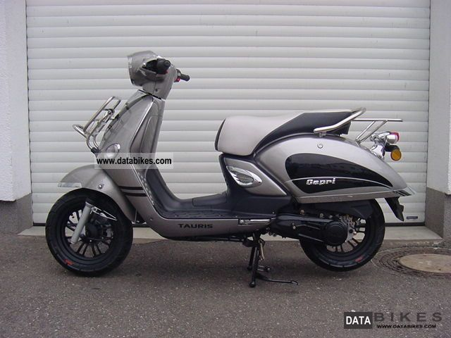 Tauris  Capri 50 Type Collection 2011 Scooter photo