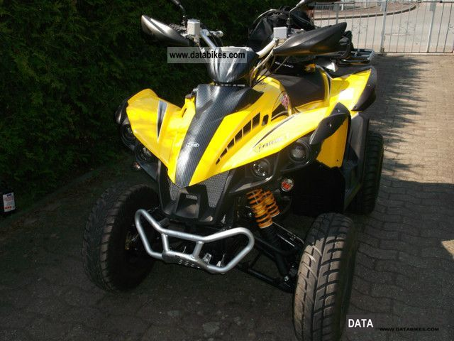 2012 TGB  525 Motorcycle Quad photo