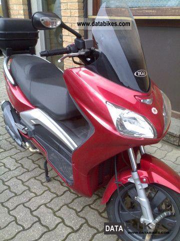 2010 TGB  X-Motion Motorcycle Lightweight Motorcycle/Motorbike photo