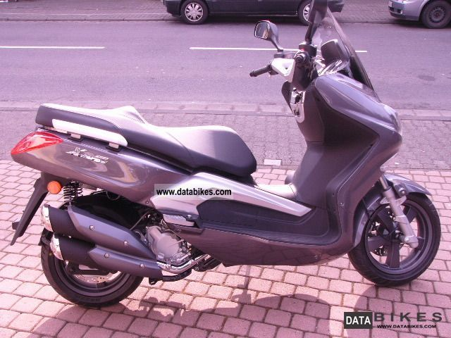 2011 TGB  X-Large 125 ------A ktionspreis ------- Motorcycle Scooter photo