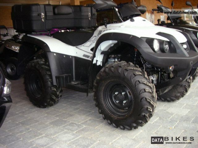 2012 TGB  Blade 500 4x4 all-wheel Lof Motorcycle Quad photo