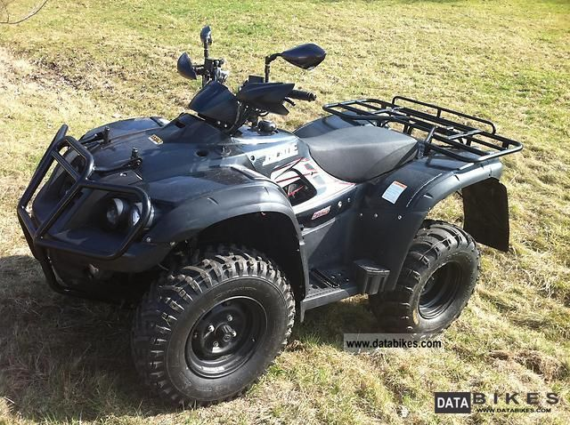 2011 TGB  Blade 525 Motorcycle Quad photo