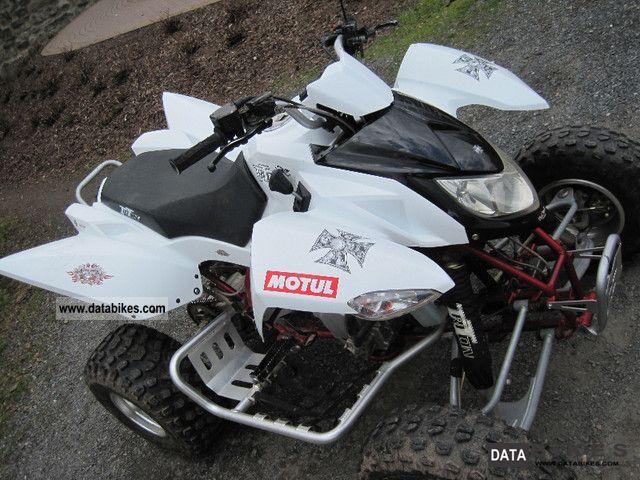 2009 Triton  baja 300 Motorcycle Quad photo
