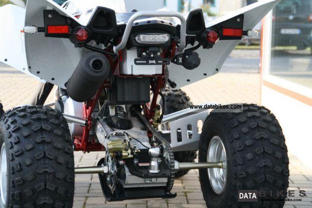 2011 triton baja 400 efi in white lof 30 hp 360 cc. Black Bedroom Furniture Sets. Home Design Ideas