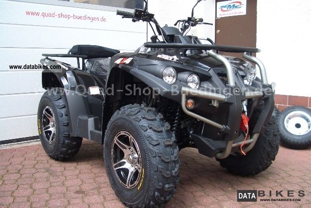2011 Triton  Outback 300 Motorcycle Quad photo