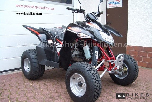 2011 Triton  Baja 50 Motorcycle Quad photo