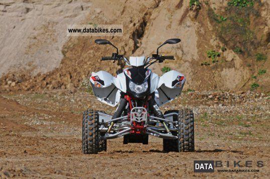 2011 Triton  Baja 300 R Motorcycle Quad photo