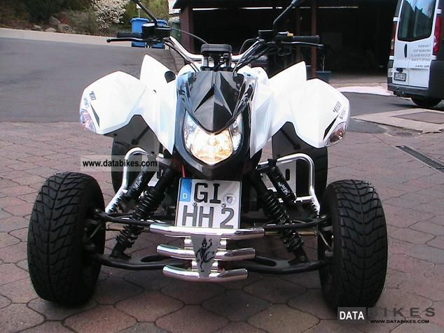 2010 Triton  supermoto Motorcycle Quad photo