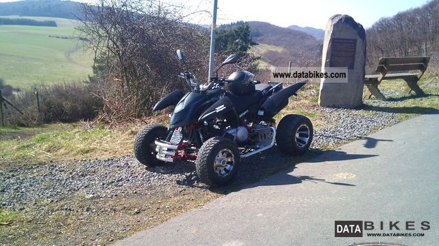 2011 Triton  400 nm Motorcycle Quad photo