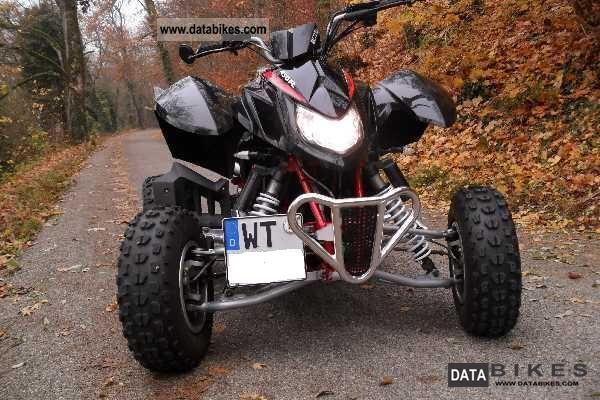 2011 Triton  450R Motorcycle Quad photo