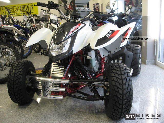 2011 Triton  450 Supermoto Motorcycle Quad photo